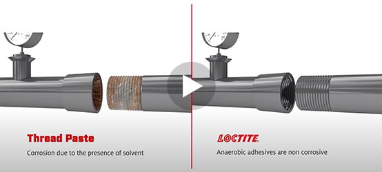 LOCTITE vs Thread Paste