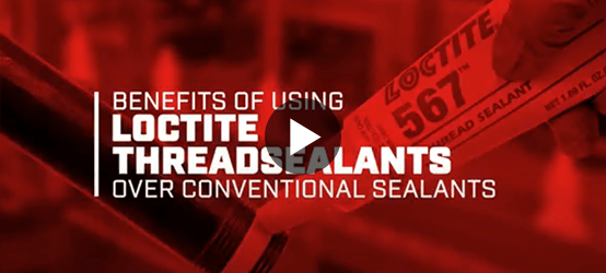LOCTITE vs Conventional Pipe Sealants